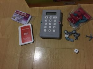 Monopoly Banking Zubehör