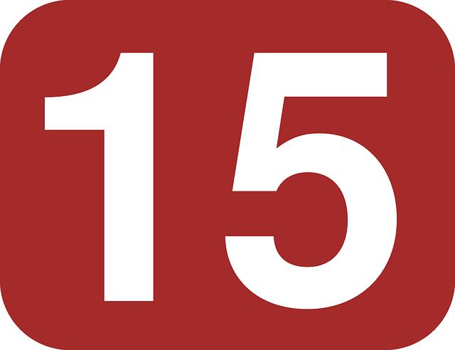 Lachen und Spielen #5: Alles ist 15