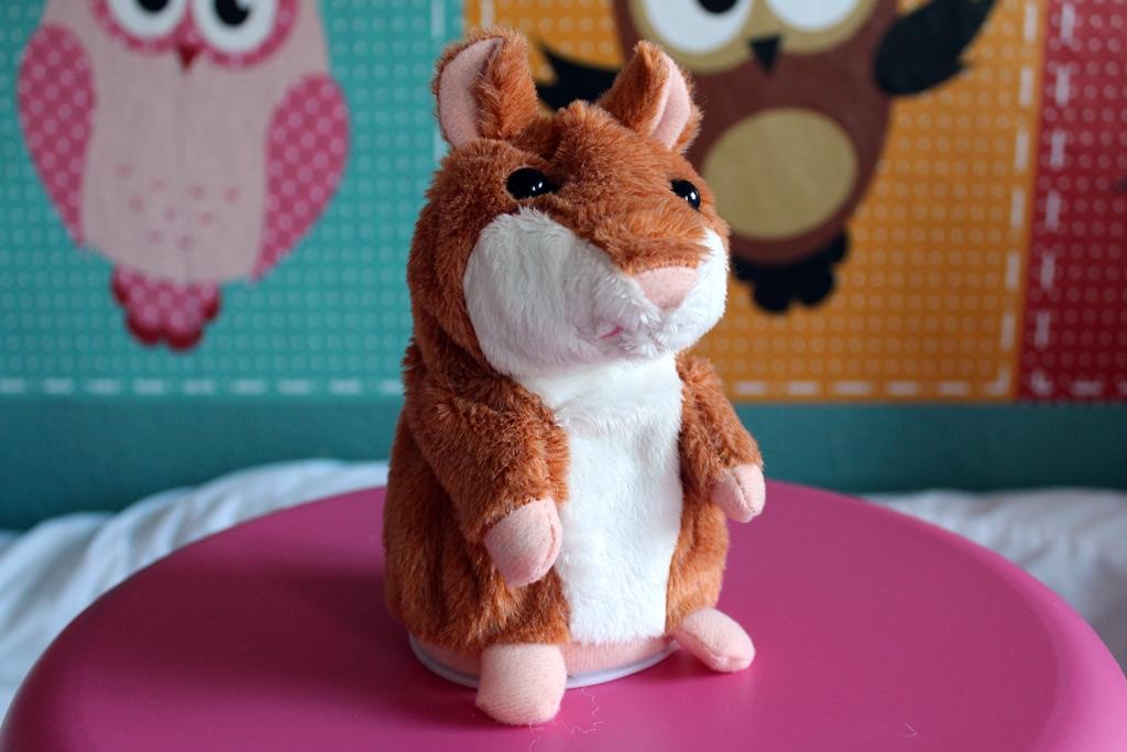 Lachen und Spielen #9: Der Hamster