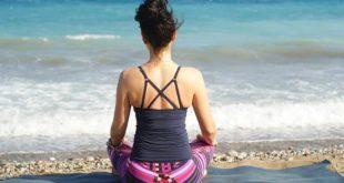 Yoga-Urlaub am Meer mit Kindern