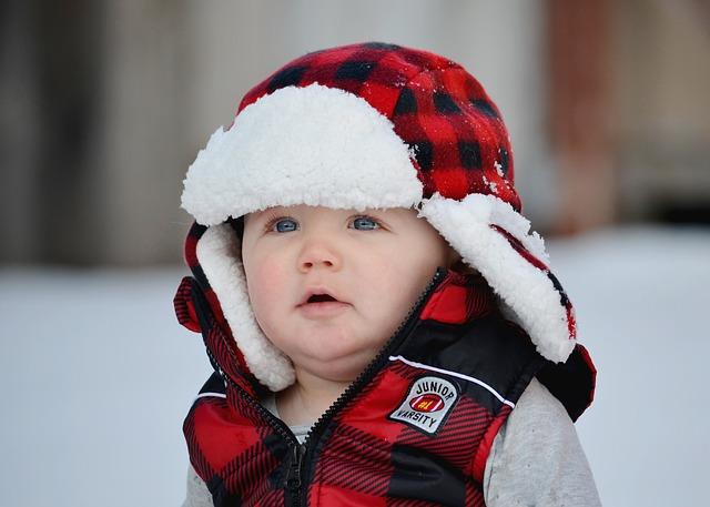 Geschenkideen für im Winter geborene Babys